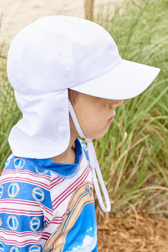 Kids Legionnaire Sun Hat UPF 50+ Coming Soon