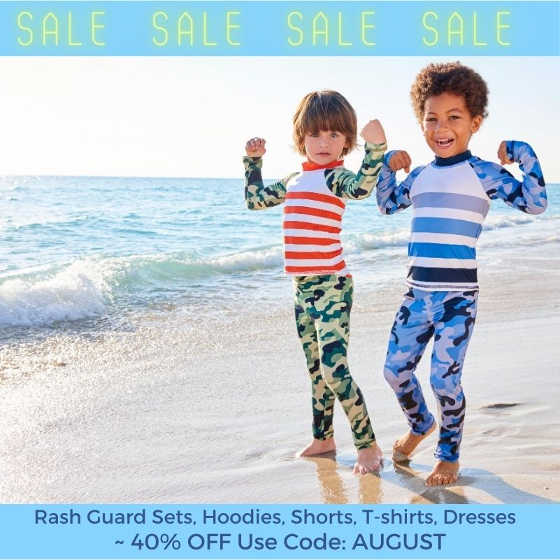40% OFF Collections-use code AUGUST