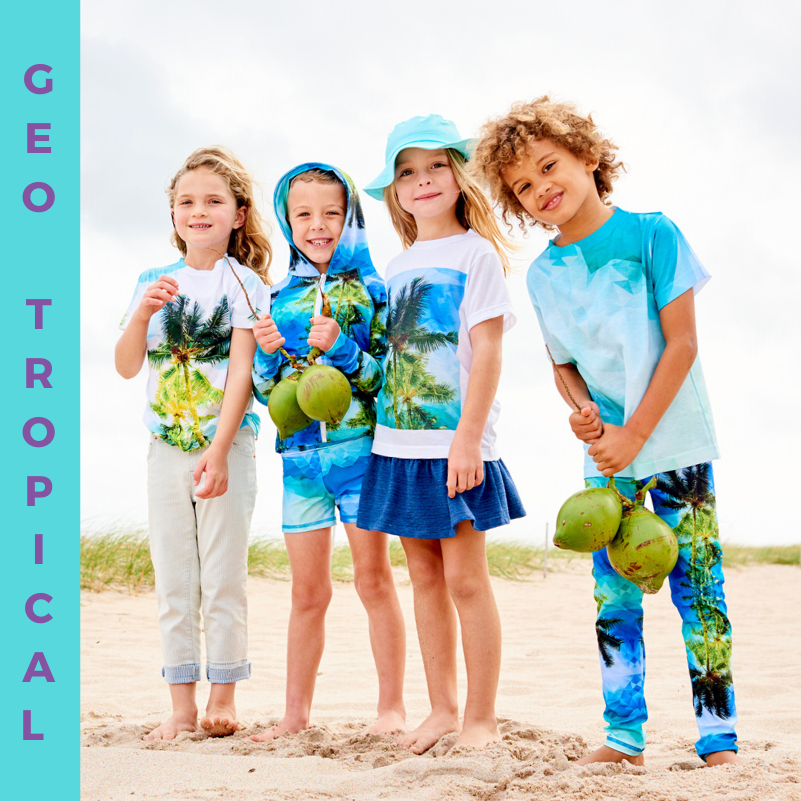 Geo Tropical Collection