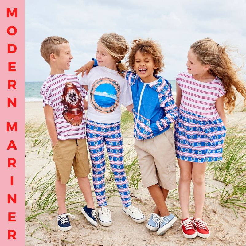 Modern Mariner Collection