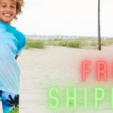 ~ FREE SHIPPING ALERT~ Start the weekend strong! Now until the end of the month all orders within the USA are shipped free of charge. Shop now and keep on building on a lifesaving sun protection foundation for your children. . . #freeshipping #promoalert #sunpoplife #sunprotectionforkids #sunprotectionyouwear #upf50 #spfclothing #geotropical #beachwear #graphictshirts #surfleggings #sunsmart #protecttheirskin #rashguardset #activelifestyle #boyfashion #islandvibes #palmtrees #geometricalfashion #tropicalfashion #backtoschool #summersunsafetymonth