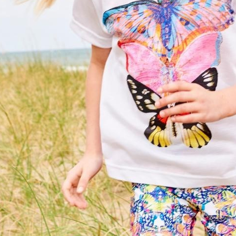 """Live for the moments that bring butterflies to your stomach and a smile to your face.""  Butterflies Hybrid Leggings UPF 50+   #thursdaythoughts #live #smile #sunpoplife #upf50sunprotection #UVprotectionforgirls #teenleggings #surfleggingsforkids #wearablesunprotection #instantsunprotection #uselesssunscreen #sunblocked #opalineworld #butterflies #besunsmart #girlssunfashions #lifesavinghabits #lastofsummer #fallsunprotection #September #upf50rated #uvprotection #suncare #sun #protecttheirskin #upfclothesforgirls #freedomunderthesun #sunburnprevention #sunprotectionforallskintones"