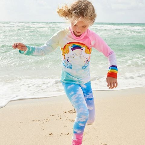 ONE LEFT! Super lucky unicorn set size 2-4 available!! Your girl will be riding into the weekend with a magical flare!  Snatch it now!! #sunpoplife #sunprotection #kids want to wear. #unicorn #magical #kidsfashion #kidsbeachwear #kidsactivewear #kidsclothing #capsuledressing #kidssunprotectivelayering #quickdrying #kidsrashguard #kidsleggings #playingoutside #familyfun #activelifestyle #summersunsafetymonth