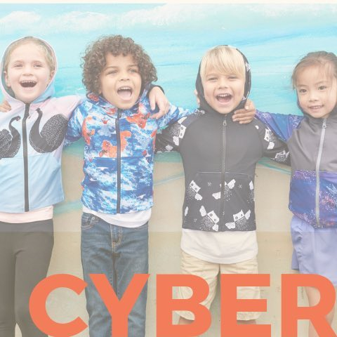 CYBER MONDAY SALE  50% OFF  Shop wisely - be the best gift giver and get your kids wardrobe ready for the holidays with chemical free UPF 50+ year around athleisure wear for beyond water and sun fun.  Enjoy 50% off dresses, hoodies & shorts- online prices already reflect discount- Final sale.  Enter code DMPZYKYYCRQ4 for free shipping.  #cybermondaysale #sunpoplife #shopwisely #kidssunprotectiveclothing #upfclothing #outdooractivities #kids #youth #kidshybridwear #kidsathleisurewear #solarprotection #sun #avoidsundamage #sunfun #disfruta #protecciónsolar #actividades #autumn #besunsafe #skinsafe #begrateful #chemicalfreesunprotection #smallbusiness #cybermonday #nationalentrepreneursmonth #empresarios #november #noviembre