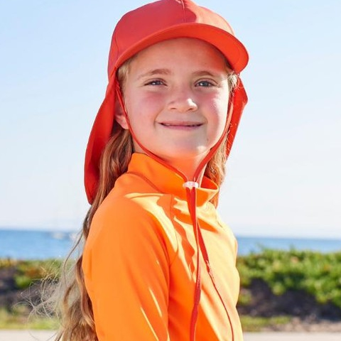 Sun protection starts from the top! Our kids' legionnaire hats are a fashionable, fun way to stay protected with a comfortable fit!  #sunpoplife #kidssunprotection #kidsrashguards #brightcolorrashguards #kidseverydaywear #kidsathleisurewear #kidshappiness #kidssports #kidshats #familyactivities  #teachthemearly #goodhabits #mixandmatch #kidfashion #january #2019 #proteccionsolar #sol #ropaupf #sombreroupf #aventuradeniños #ropaconproteccionsolar #protejetupiel