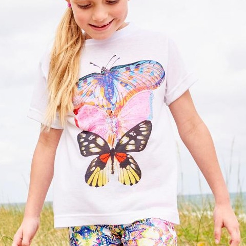 """I am like a butterfly pretty to look hard to catch."" . . . #sunpoplife #butterflies #pretty #hardtocatch #graphictshirt #girlstees #kaleisocope #popart #girlstyle #moisturewicking #quickdry #eco #betterthancotton #giftideas #happyholidays #madeinUSA #december"