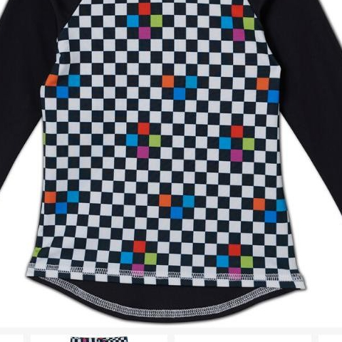 The Checkerboard Collection draws inspiration from the classic black and white square pattern, which continues to inspire designers all over the world. Checkerboard patterns are here to stay as they are or re-invented to challenge gender stereotypes in a modern and refreshing way, so versatile and right on-trend.  #sunpoplife #classicwithatwist #vans #checkerboard #inspiration #popofcolor #nongender #boys #girls #toddlers #kids #youth #upfclothing #kidswear #kidssunshirts #hybridleggings #kidsshorts #kidshybridclothes #squares #checkboardleggings #upf50plus #wardrobewednesdays #giftideas #thirdyear #recycle #thanksgiving #blackfriday #smallbusiness #nationalentrepreneursmonth #november