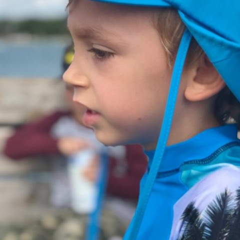 Funday Sunday Fishing!  #sunpoplife #UPF50 #chemicalfreesunprotection #kids want to wear #parents and #grandparents love #upfclothing #swimsuitsforkids #kidsactivewear #kidshybridclothes #kidsrashguards #kidssunhats #legionnairehatsforkids #protecttheirskin #upffreedom #familyadventures #avoidsundamage #geotropical #palmtrees #blue #fishing #sunday  #sunscreenalterative #longlastingsunprotection