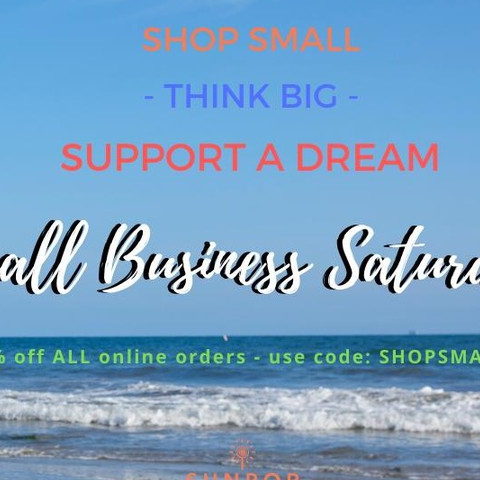 Come shop with us and save 25% off your purchases. Use code: SHOPSMALL  SHOP SMALL - Think Big - Support a dream!  Small Businesses share great stories of first-hand entrepreneurship, risk-taking, hard work, success, and challenges while keeping it real one day at a time. Visit a small business near you, either in person or on their website, and make a purchase to show your gratitude for the important role that small businesses play in their communities and collectively to our great nation. . . . #sunpoplife #sunburnprevention #instantsunprotection #skincancerprevention #melanomaprevention #kidshealth #kidsessentials #protejelapieldetusniños #kidsupfclothing #kidsrashguards #kidsleggings #safeinthesun #besunsmart #giftideas #shopsmall #shop local #thinkbig #dream #beach #sand #sky