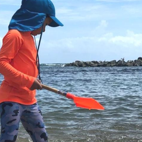 Today is #WorldCancerDay What's the best way to reduce skin cancer?  Wear UPF clothing! Show love to others by teaching them sun protection habits early and leading by example.  photo by Claudia Mendoza @BeautyandSoul_Photo Lucas is wearing the bright orange long sleeve rash guard top, blue camo legging with blue legionnaire sun hat . . .  #sunpoplife #kidsrashguards #sunblockingleggingsforkids #kidshealth #instantsunprotection #worryfreesunprotection  #stressfreesunprotection #sunburnprevention #familytravel  #skincancerprevention #melanomaprevention #Saynotocancer #betterthansunblock #sunprotectionforkids #kidsadventures #upf50sunprotection #sunprotectionyouwear #upf50plus #sunscreenalternative #smartswimwear #rashguardswimwear #nationalcancerpreventionmonth #skincare #teachthemearly #sunprotectiontrivia #upftips #modestswimwear #February