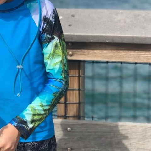 Sunny day out - try a new activity like #fishing.  Fishing rod and bait, don't forget to apply sunscreen. Rash Guard Top and Legionnaire Hat  Patience awaiting for that big catch.  Everything is possible in May! Check out our Mid Season Sale ends May 15, 2020 . . . #rashguards #hats #SunPopLife #KidsUVProtection #UPF50 #chemicalfreefabrics #moisturewicking #sungear #fishingshirts #sunshirts #geotropical #palmtrees #longsleevesunshirt  #betterthansunblock #sunscreenalternative #avoidsundamage #sunburnprevention #kidskinhealth #sungearforkids #melanomaprevention #skincancerawarenessmonth #suncare #sunsafety #familymonth #protecttheirskin #sunstylesforkids