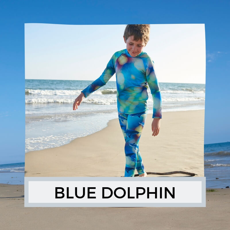 Blue Dolphin Collection