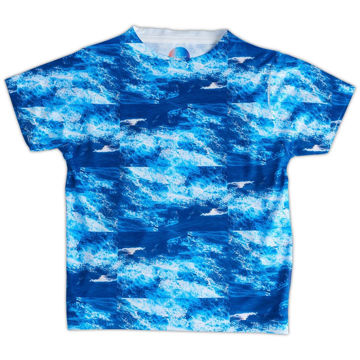 Boys Whitecaps Photo T-shirt