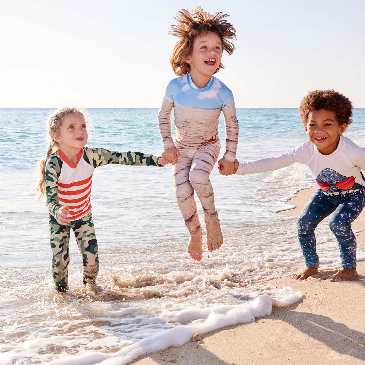 Sun Safe Family Fun
