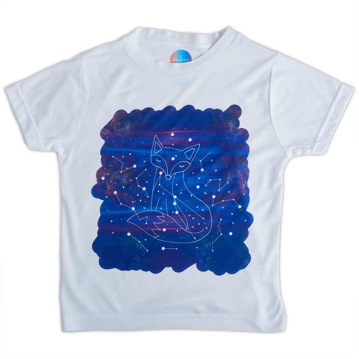 Kids Fox Graphic T-shirt