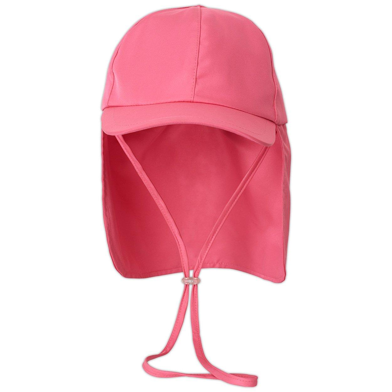 Girls Pink Legionnaire Sun Hat UPF 50+