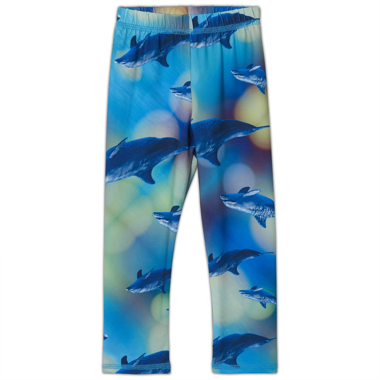 Blue Dolphin Hybrid Kids Leggings UPF 50+