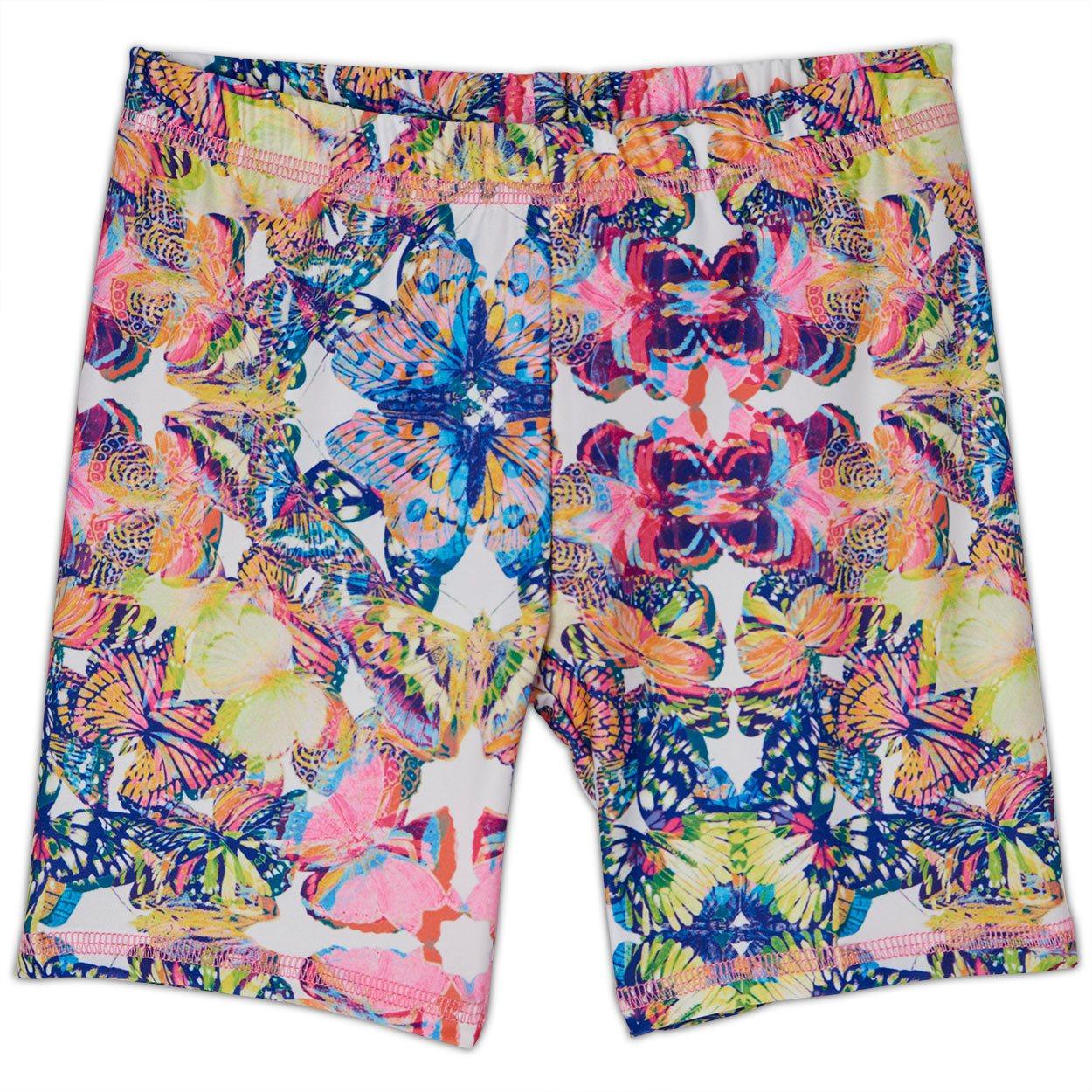 Butterflies Hybrid Shorts UPF 50+