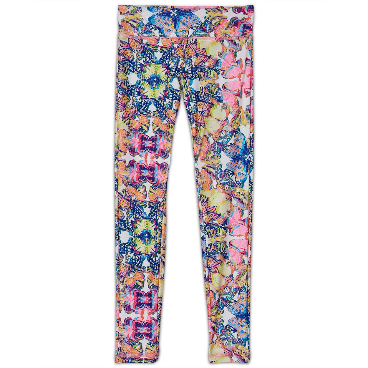 Butterflies Hydrid Youth Leggings UPF 50+