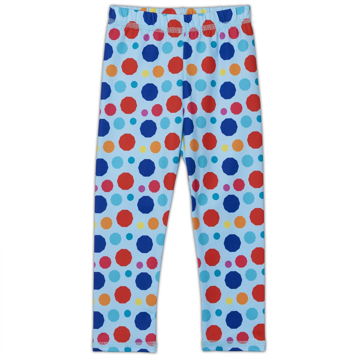 Dots Hybrid Kids Leggings UPF 50+