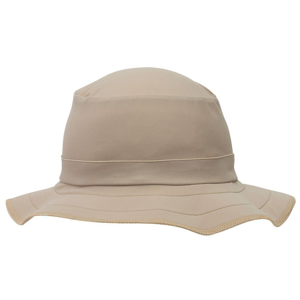 Khaki Funky Bucket Hat Upf 50+