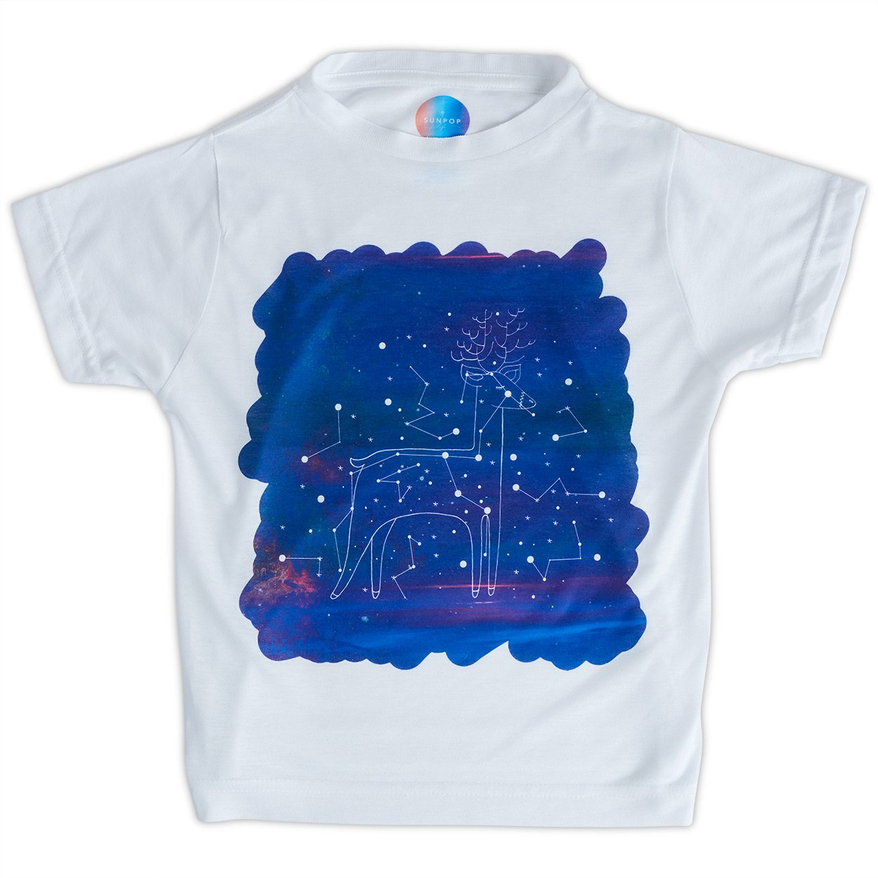 Kids Deer Graphic T-shirt