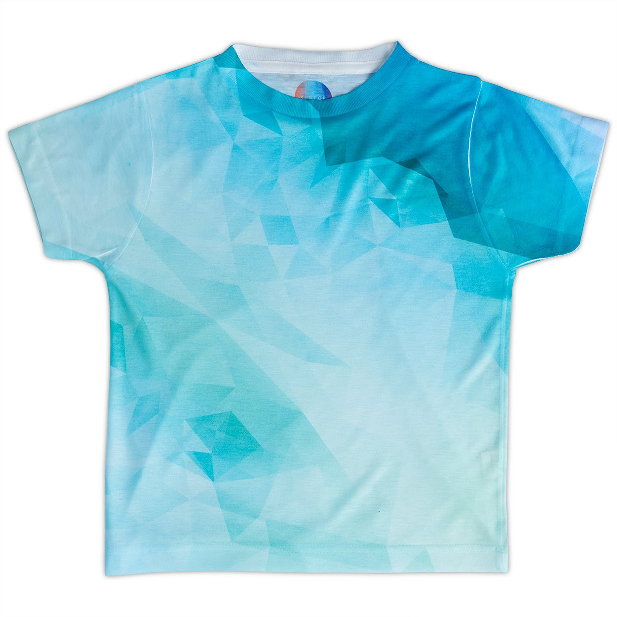 Kids Geometrical Graphic T-shirt
