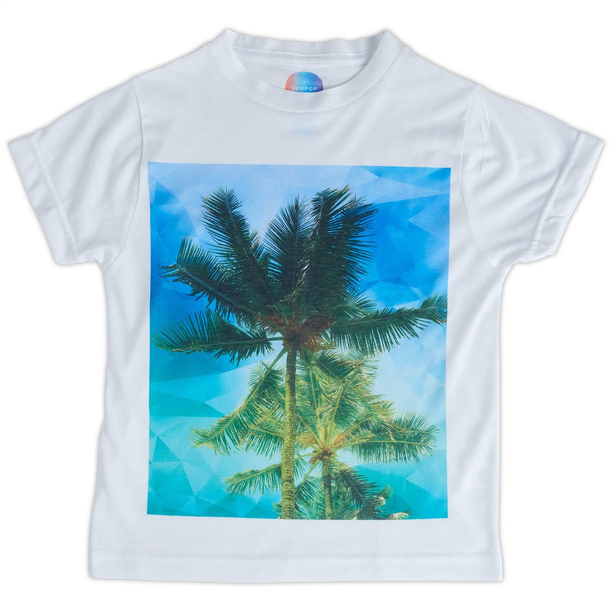 Kids Palms Graphic T-shirt