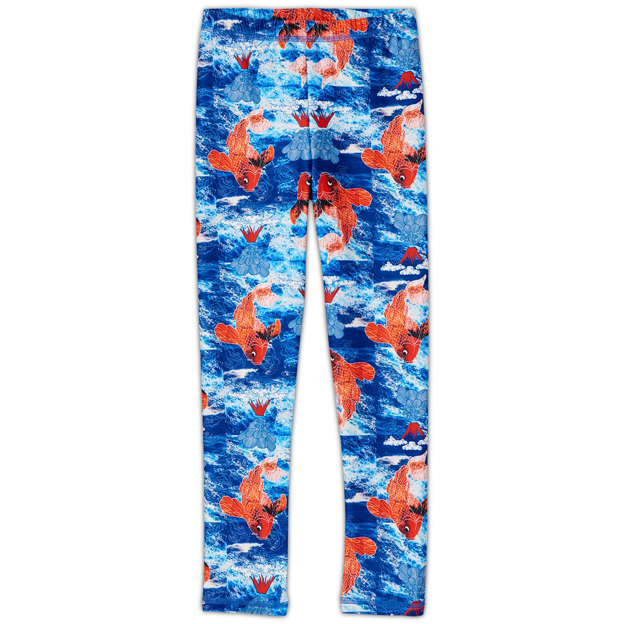 Koi Fish Sunblocker Leggings UPF 50+
