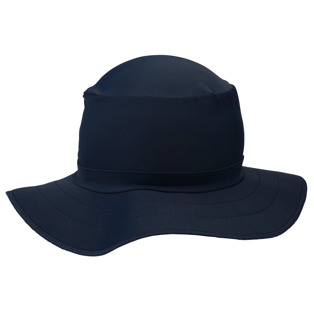 Navy Funky Bucket Hat Upf 50+