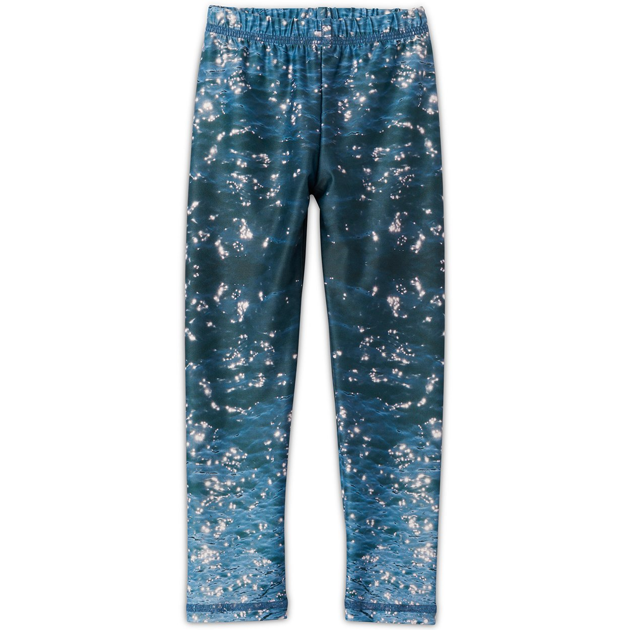 Ocean Photo (Shark) Leggings UPF 50+