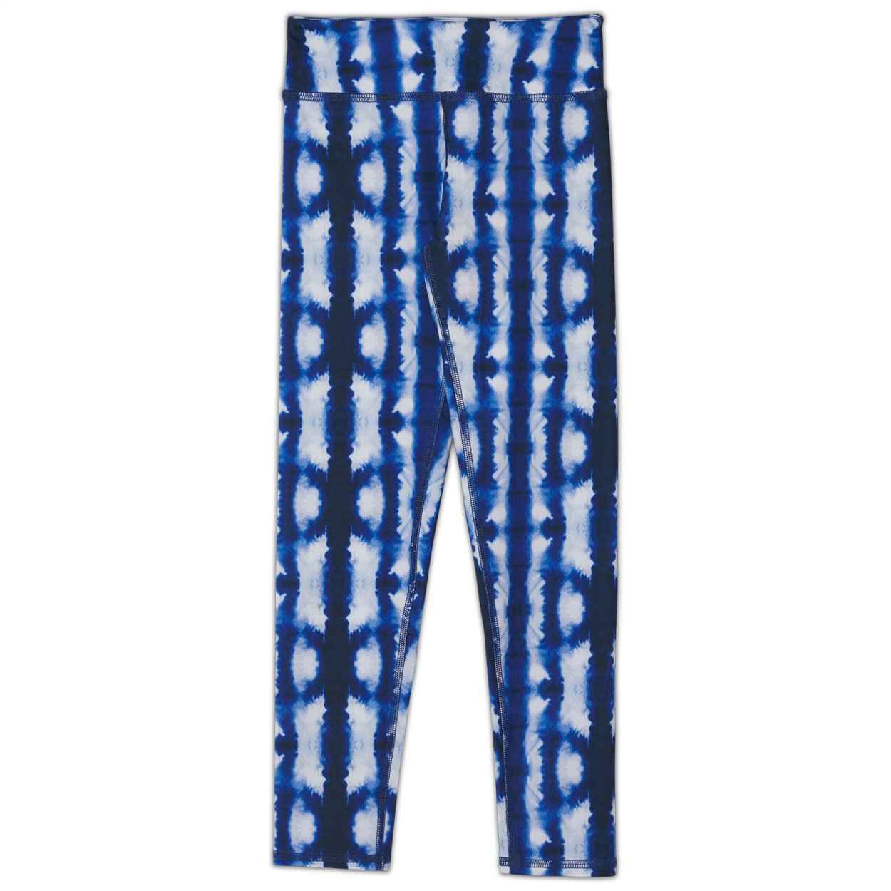 Shibori Hybrid Youth Leggings UPF 50+